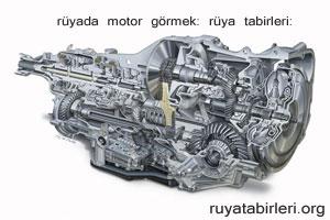 ruyada-motor-gormek