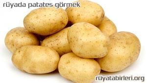 ruyada-patates-gormek