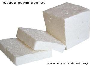 ruyada-peynir-gormek